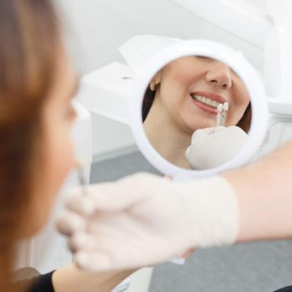 Эстетическое протезирование - Коронки