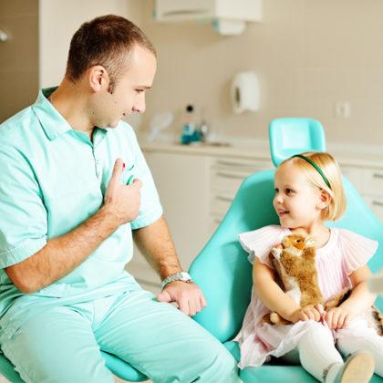 детская стоматология - фторирование зубов