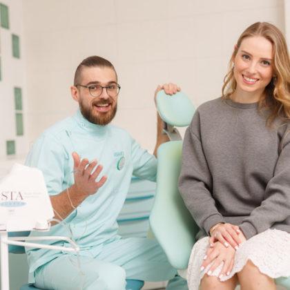 Терапия - Художественная реставрация зубов