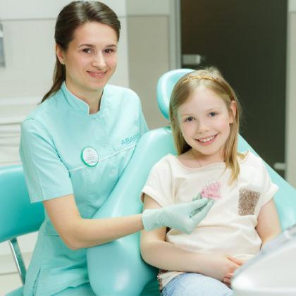 детская стоматология - ранняя ортодонтия