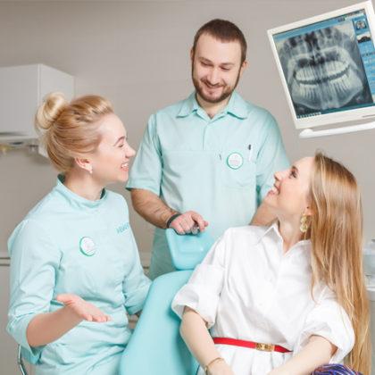 Философия сети стоматологических клиник Аванто