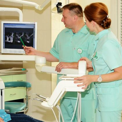 Хирургия и имплантация - Синус-лифтинг