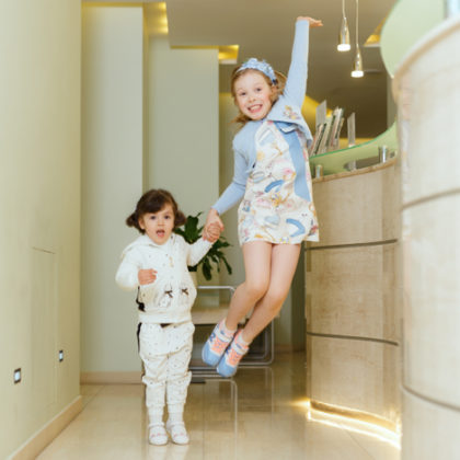 детская стоматология - лечение без бормашины