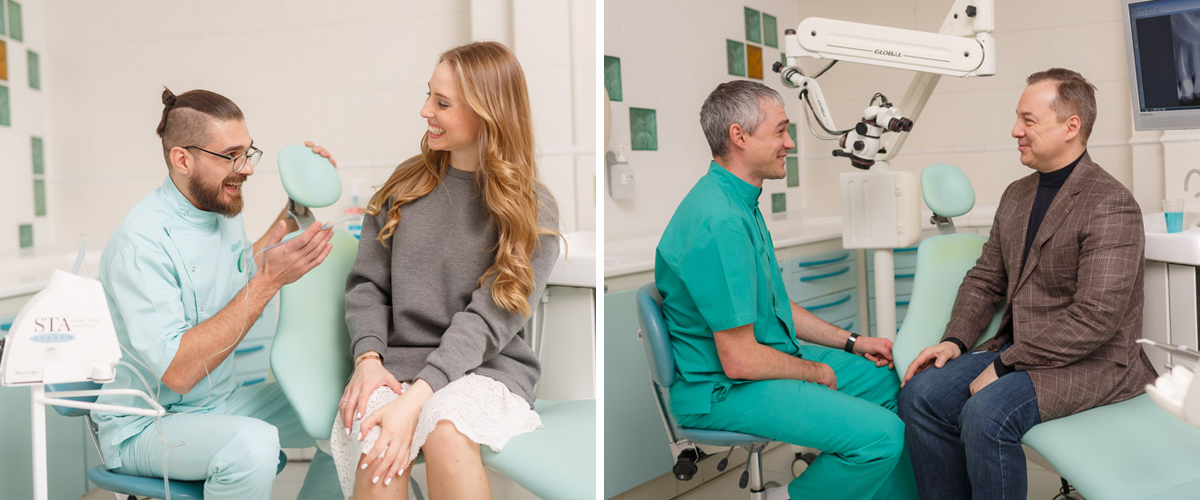 Kyiv Dental Filling in Ukraine