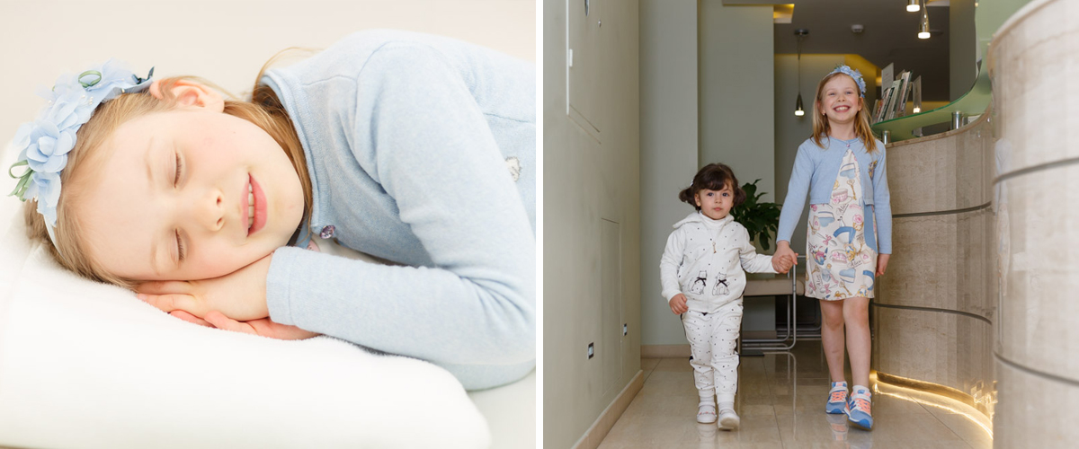 Kyiv Sleep Dentistry for Children in Ukraine