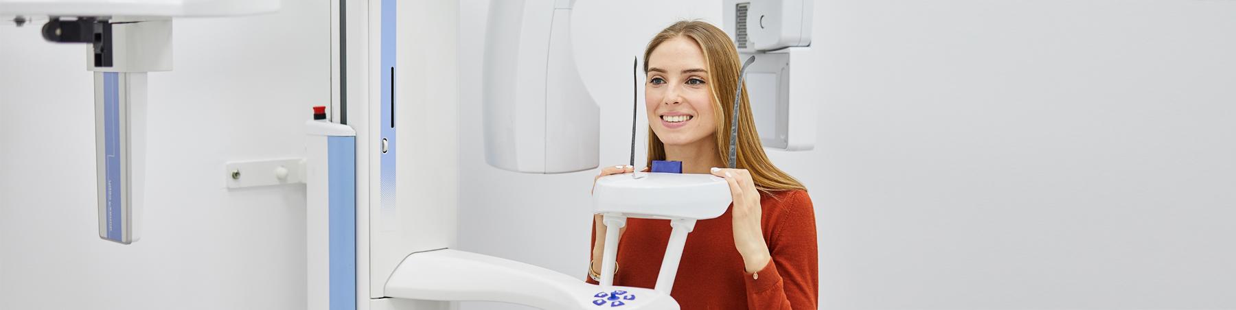 Компьютерная томография зубов и челюсти Киев, Украина