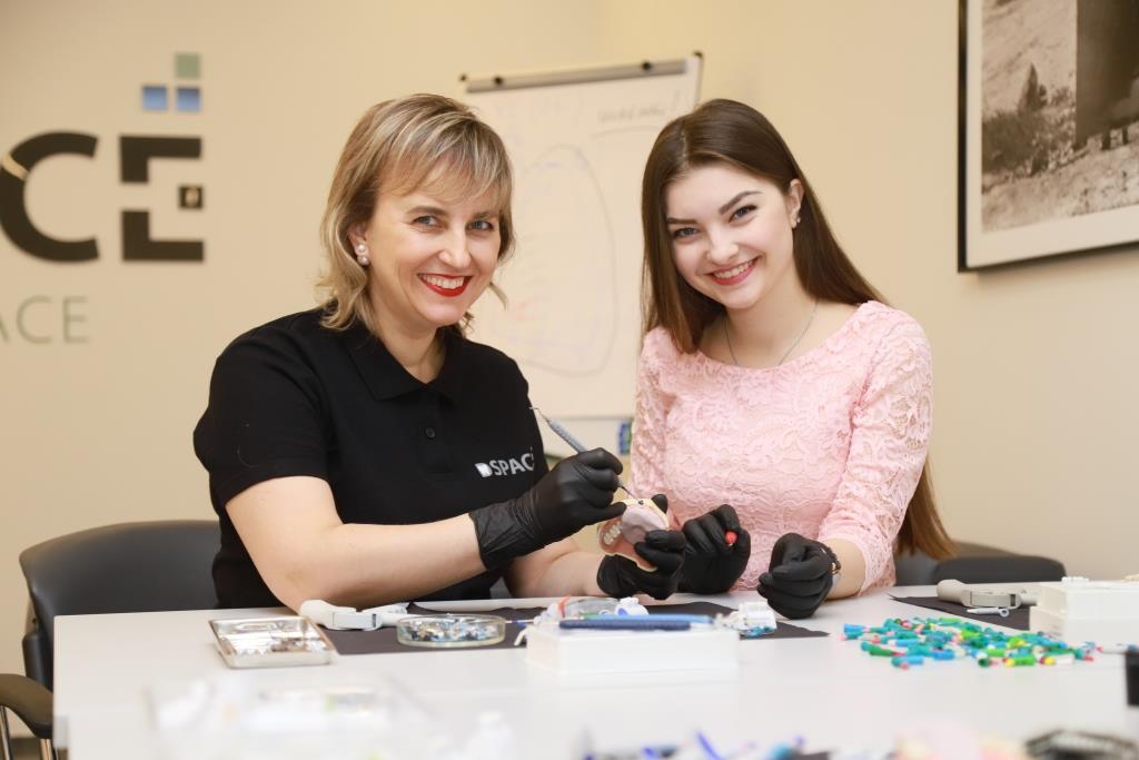 Dental Space educational center Kyiv